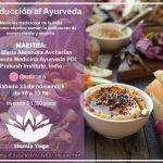 taller de introduccion al ayurveda